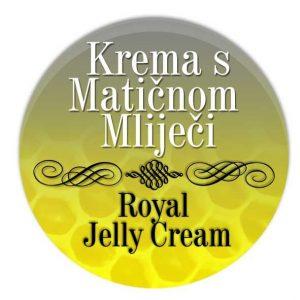 Matična mliječ osvježava i pomlađuje vašu kožu.