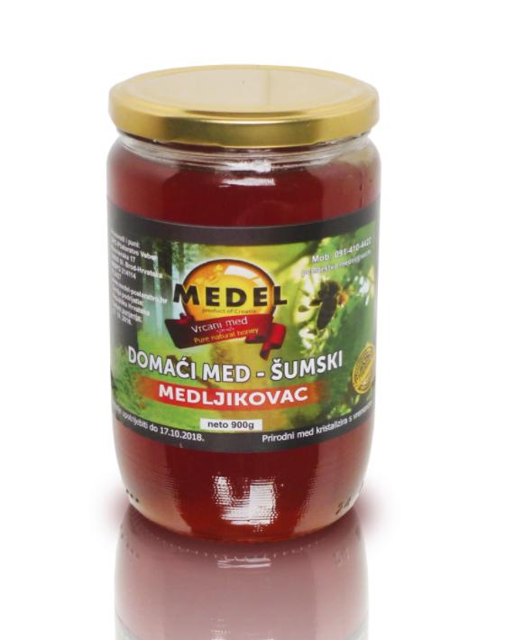 Medljikovac ili šumski med