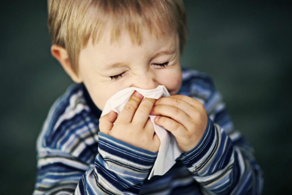 Djeca često obolijevaju od prehlada za vrijeme škole