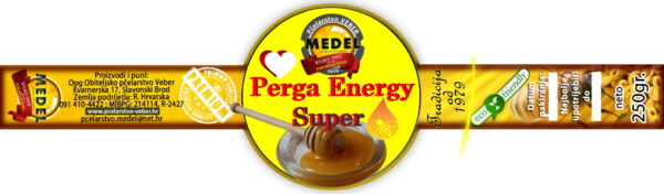 Perga Energy Super-250g