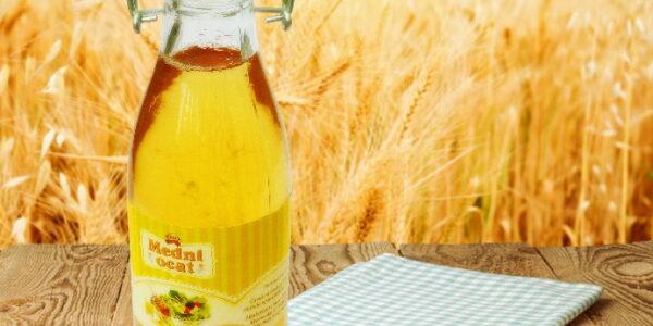 ocat od meda, medni ocat, honigessig, essig, vinegar, honey vinegar