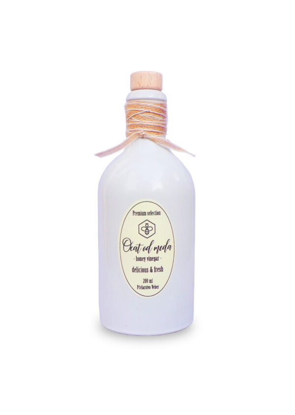 Medni ocat 200 ml-keramička boca