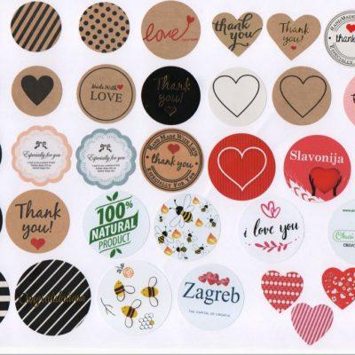 Naljepnice-stickers